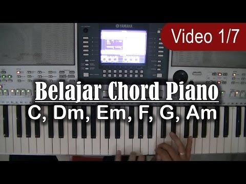 Em Piano Chord Worshipchords