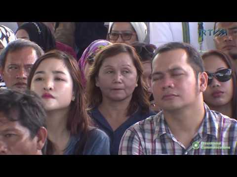 Tapatan: Gobyerno at Mamamayan (Speech) 10/10/2016