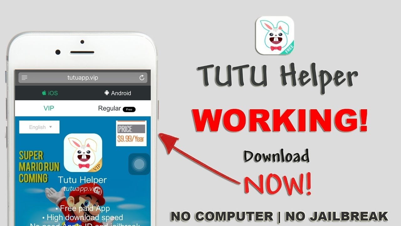 how to get tutu helper on android
