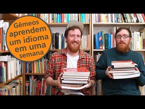 Gêmeos Idênticos Aprendem 1 Idioma em 1 Semana  Vozes da Babbel