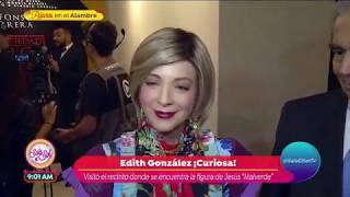 ¡Edith González habla de su supuesta muerte! | Sale el Sol