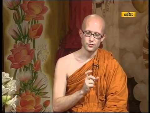 Poya Day Meditation in English and Sinhala #2 (Buddhist TV)