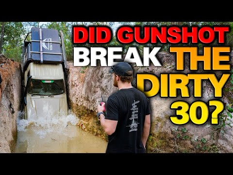 CAPE YORK | FLOODED 4WD & THE BEST CAMPSITE IN THE WORLD! Dirty 30, Budget Build HiLux and More