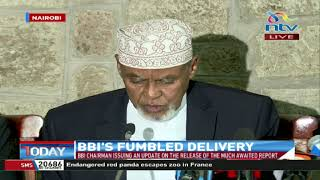 BBI report to be issued to President Uhuru on 26th November 2019