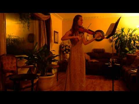 Winter- Slow movement Largo - by Vivaldi