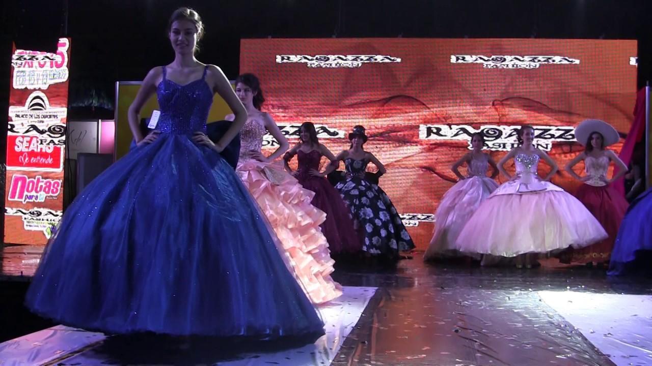 Expo 15 Pasarela De Vestidos Por Ragazza Fashion Feb 2017