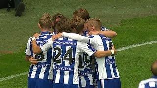 Vilken upprullning - Rieks gör 5-0 helt fri i straffområdet - TV4 Sport
