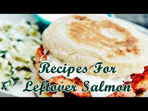 Recipes For Leftover Salmon - Quick And Easy Dinner Recipes
