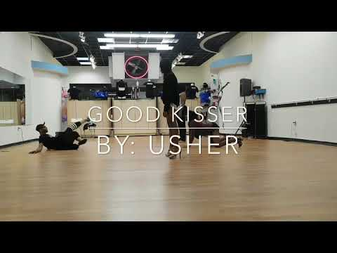 PUMPOLOGY: Good Kisser by Usher