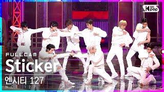 Download [안방1열 직캠4K] 엔시티 127 'Sticker' 풀캠 (NCT 127 Full Cam)│@SBS Inkigayo_2021.09.19.