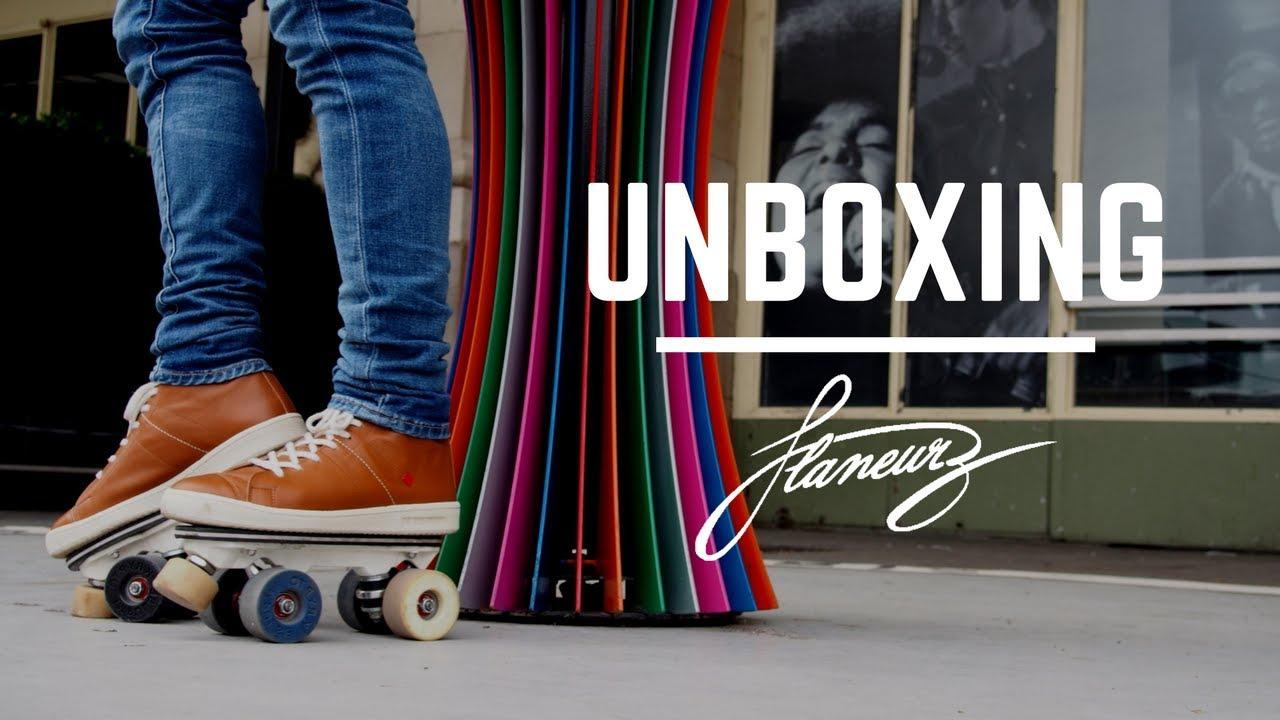 Unboxing & Test Flaneurz 1083