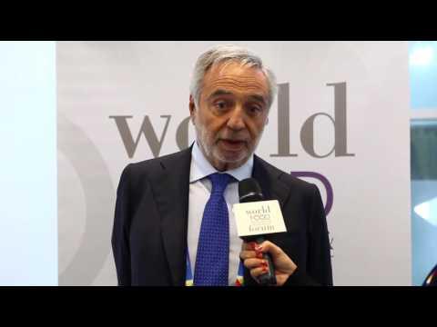 World Food Research & Innovation Forum - Interview to Luigi Nicolais