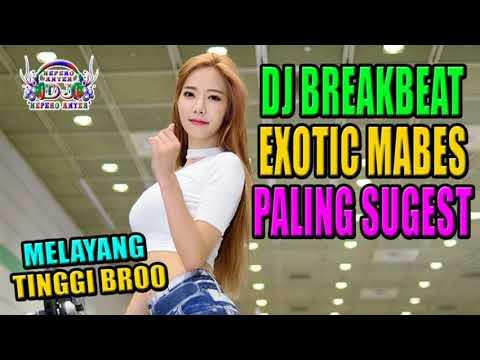 DJ BREAKBEAT REMIX 2018 LOUNGE EXOTIC MABES JAKARTA 2018 { NEW ZONE }