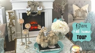 GLAM FALL HOME TOUR 2018