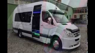 Переоборудование микроавтобусов LASA OTO DIZAYN(, 2015-04-04T19:20:28.000Z)