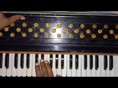 Learn Shabad Tum Karo Daya Mere Sai on Harmonium