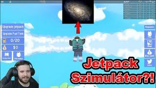 DIRECTION OF THE GALAXY!... i.e. almost | ROBLOX Jetpack Simulator!