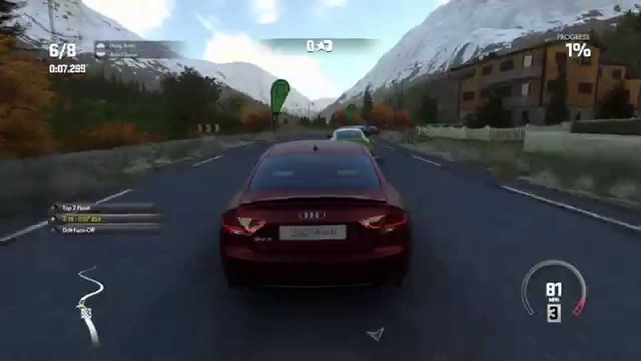 Is This The Best Looking Track in DriveClub? - YouTube Driveclub Map Size on