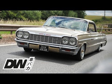 UK 454 Big Block 64 Impala - Fake Lowrider (Air Ride)
