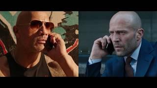 Типичный день качков  Форсаж: Хоббс и Шоу Fast & Furious Presents: Hobbs & Shaw