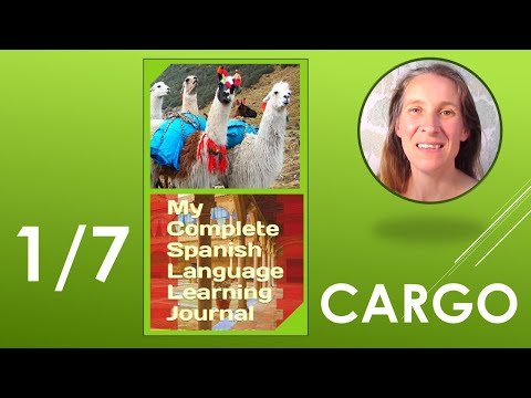Learn the Spanish word Cargo Part 1 of 7