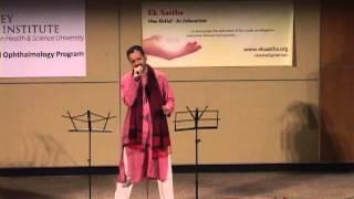 Soor Aur Saptak Karaoke Song-21 Chaand Sifarish.wmv