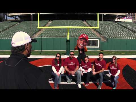 Anthony Muñoz Foundation Harlem Shake