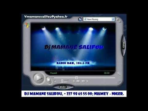 AVICII, by DJ MAMANE SALIFOU  RADIO R&M 104 5 FM, NIAMEY   NIGER
