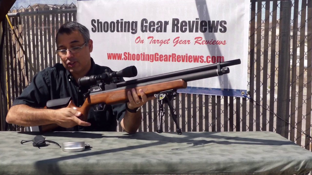 Benjamin Marauder Field and Target - Did I just shoot the best group of my  life! - AirgunWeb