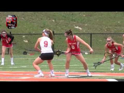 LMC Varsity Sports - Girls Lacrosse - Fox Lane at Mamaroneck - 4/7/17