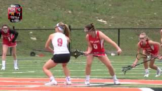 LMC Varsity Sports - Girls Lacrosse - Fox Lane at Mamaroneck - 4/7/17