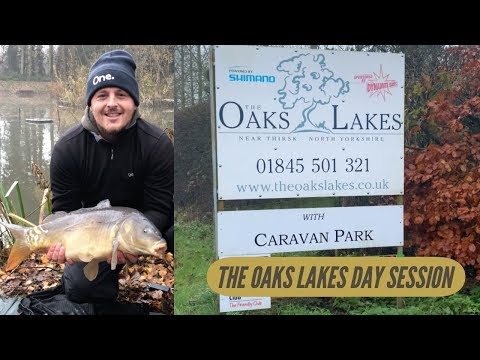 The Oaks Lakes Fishing Complex - Coarse Fishing Day Session November 2019