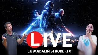 [Live] Noutati din IT si.. jucam Star Wars Battlefront 2!