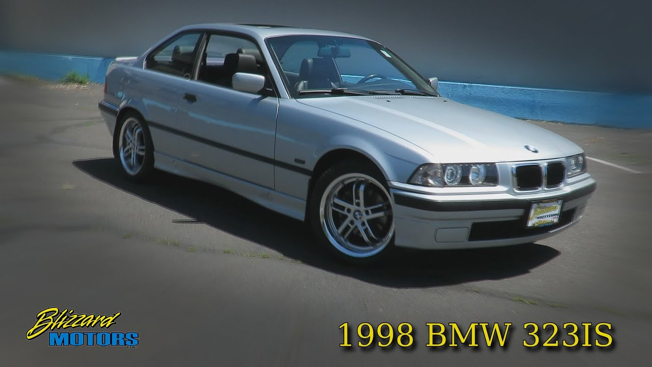 Bmw 323is 1998