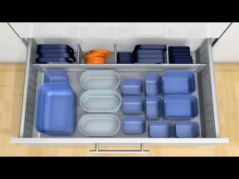Какие механизмы лучше. Фурнитура Blum для кухни поможет вам с выбором
