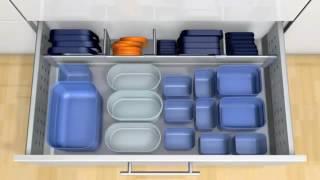 Какие механизмы лучше. Фурнитура Blum для кухни поможет вам с выбором(Разрабатывая мебель на заказ, попробуйте заранее продумать где и каких размеров будет находиться: посуда,..., 2016-11-29T12:02:54.000Z)