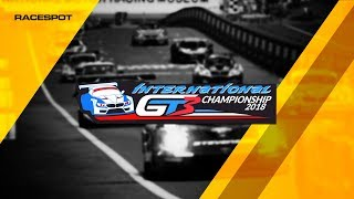 International GT3 Championship | Round 4 at Spa