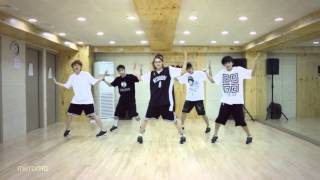 b1a4 what s happening mirrored dance practice