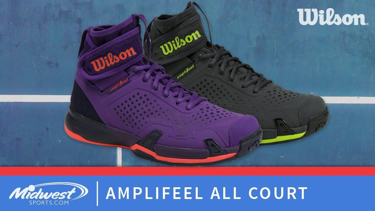 designer fashion 5f63b fcc21 Wilson Amplifeel Tennis Shoe