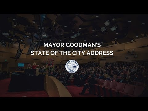 Las Vegas State of the City 2018