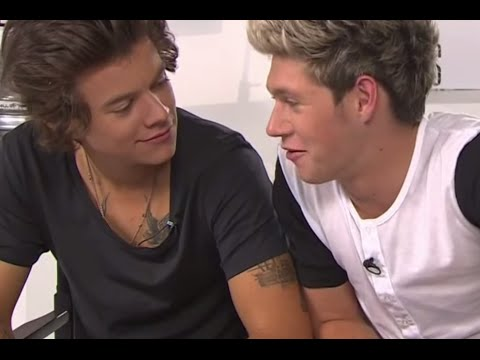Narry - (I Believe in a Thing Called Love)