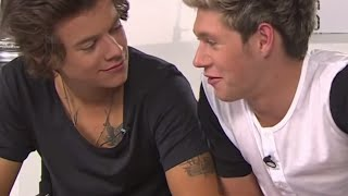 Repeat youtube video Narry - (I Believe in a Thing Called Love)