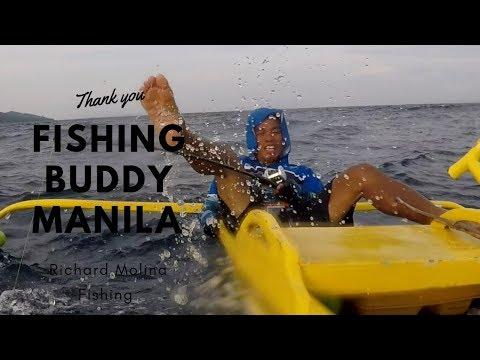 GIFT - Fishing Buddy Manila W/ Love