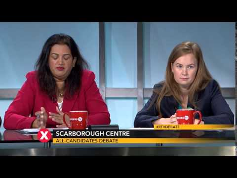Toronto Scarborough Centre Debate - 2015 Federal Elections -