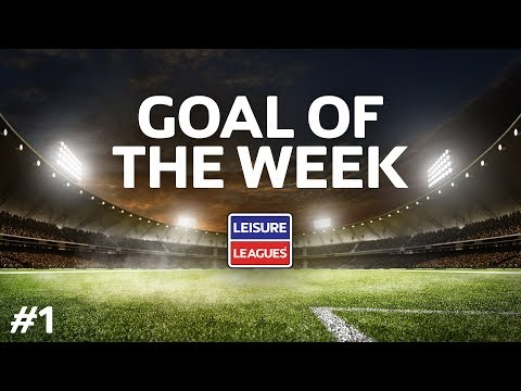 Goal of the Week #1 - Power @ Birmingham University | Leisure Leagues
