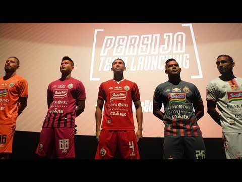Persija Team Launching 2019 - #ChampionsEverywhere [FULL VIDEO]