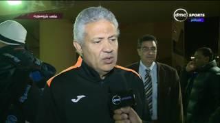 المقصورة - محمد حلمي المدير الفني لنادي الزمالك: ارفض الحديث عن مباراة الاهلي