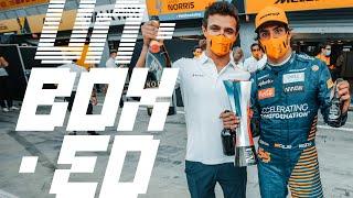 McLaren Unboxed | Monza Supreme Extra Chili | #ItalianGP