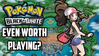 Is Pokemon Black and White Worth Playing in 2018? | Fur