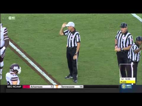 Texas A&M vs Mississippi St - October 3, 2015 - College Station, TX